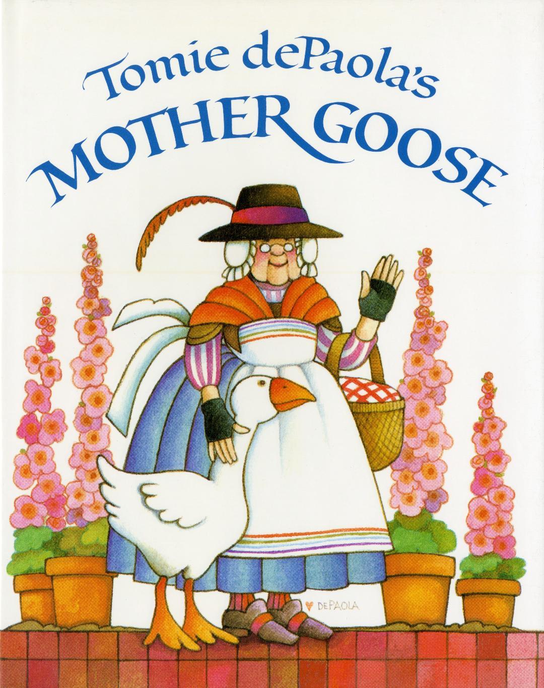 Tomie dePaola's Mother Goose HC.jpg