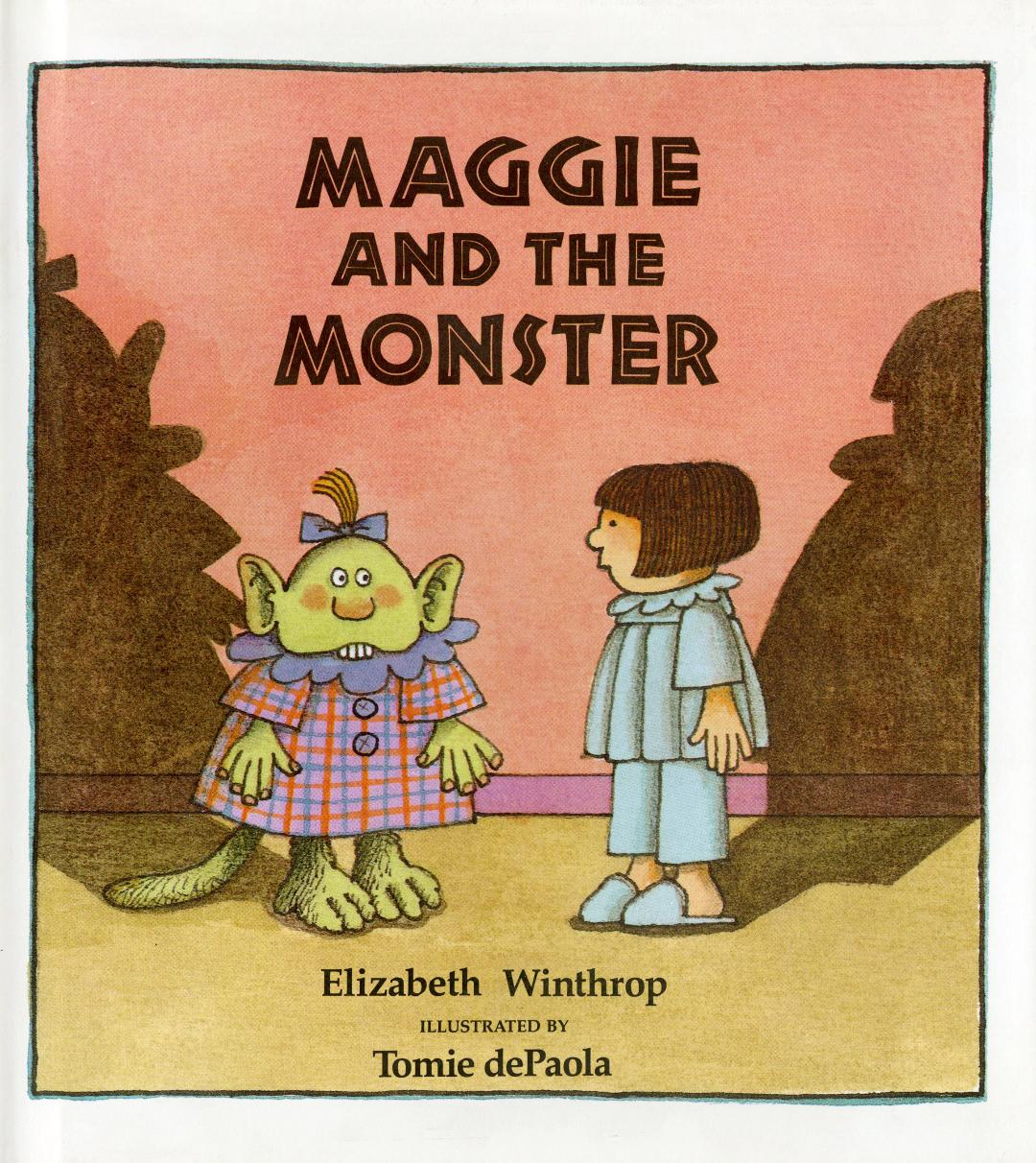 Maggie and the Monster HC.jpg