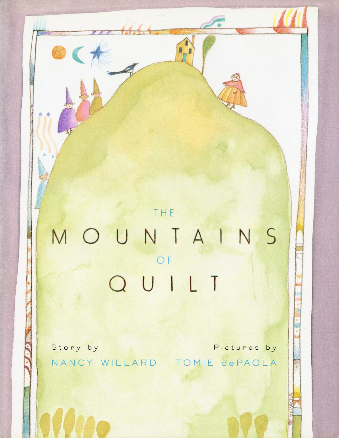 Mountains of Quilt, The HC.jpg