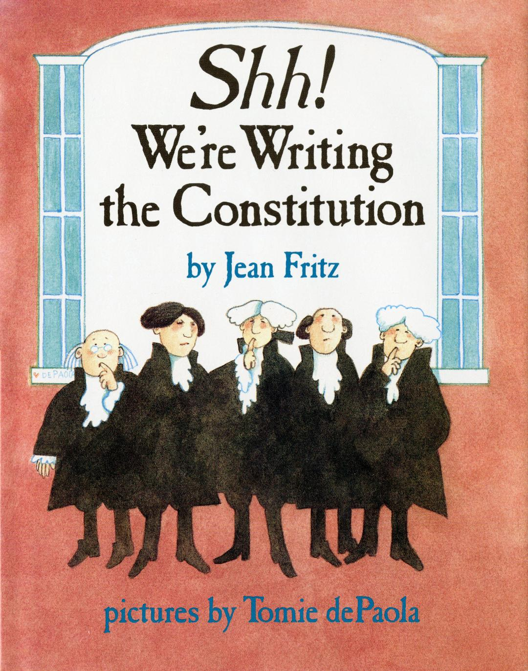 Shh! We're Writing the Constitution HC.jpg