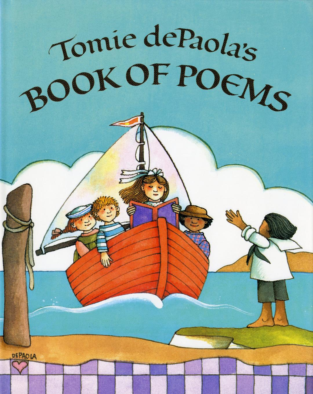 Tomie dePaola's Book of Poems HC.jpg