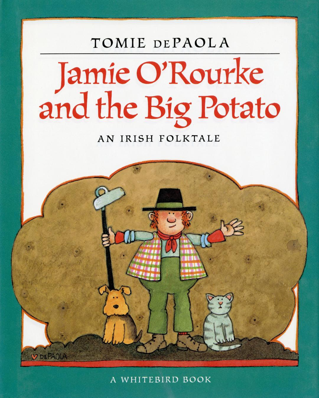 Jamie O'Rourke and the Big Potato HC.jpg