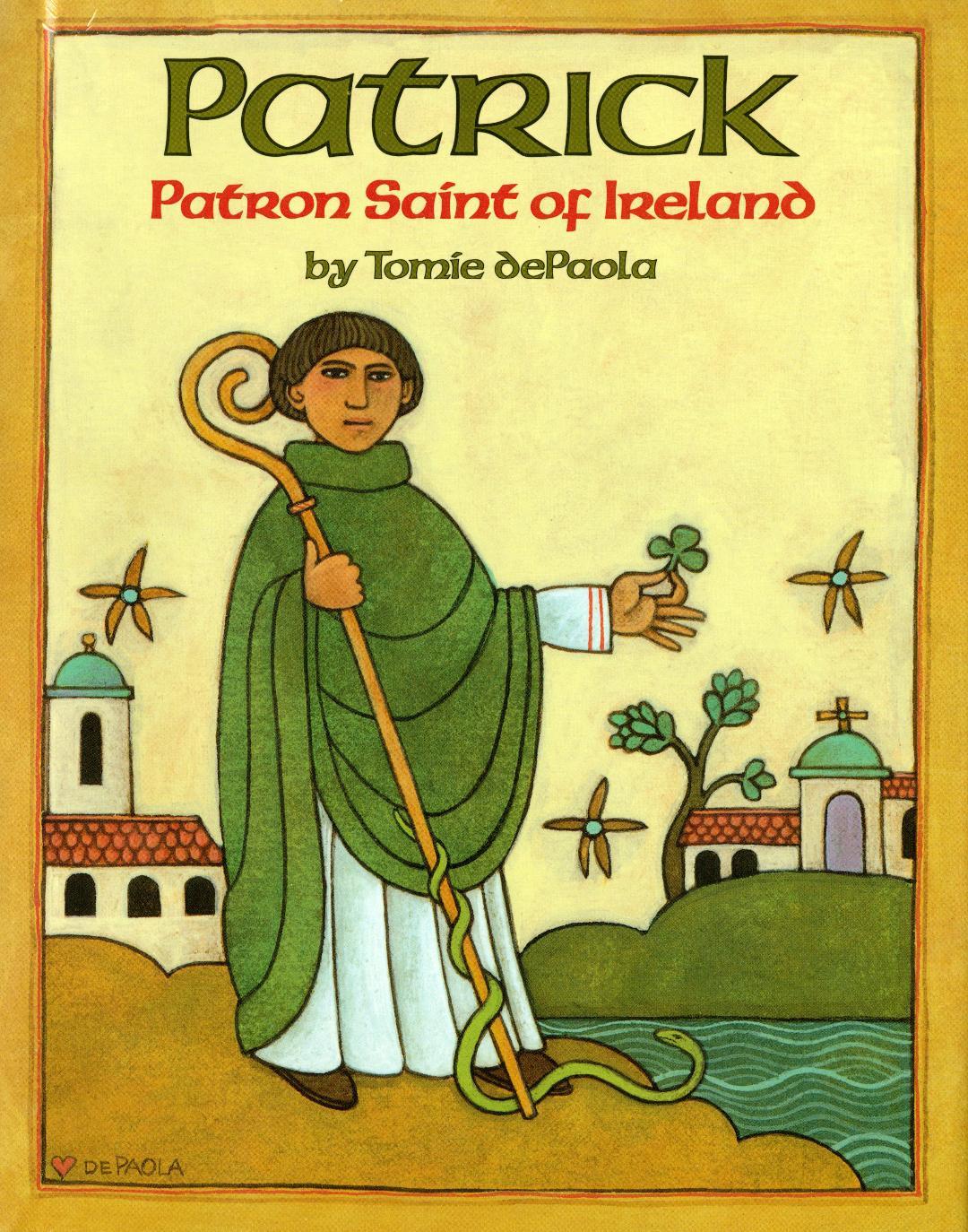 Patrick, Patron Saint of Ireland HC.jpg