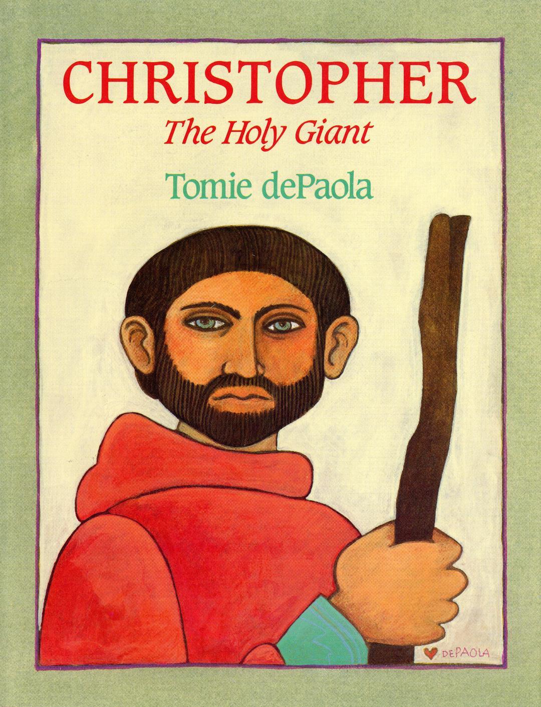 Christopher, the Holy Giant HC.jpg