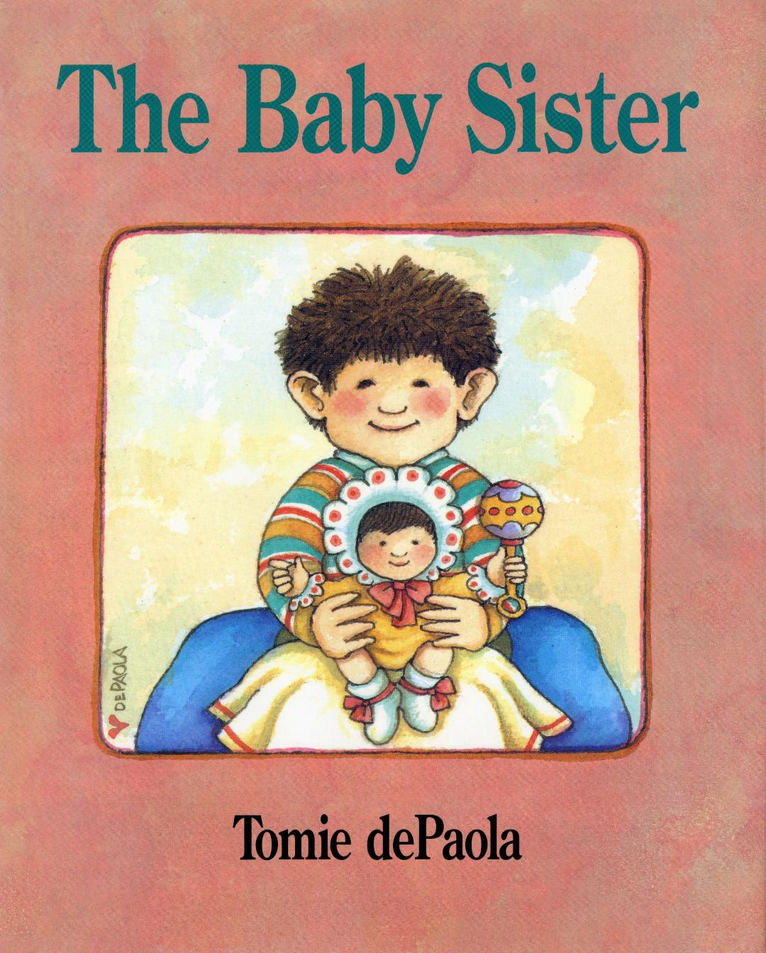 Baby Sister, The HC.jpg