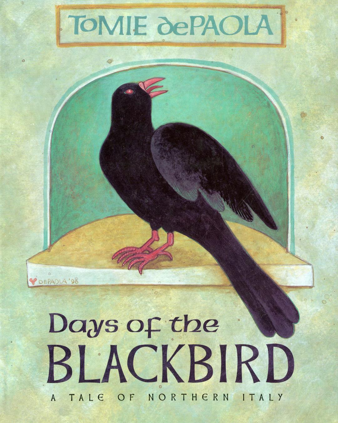 Days of the Blackbird HC.jpg