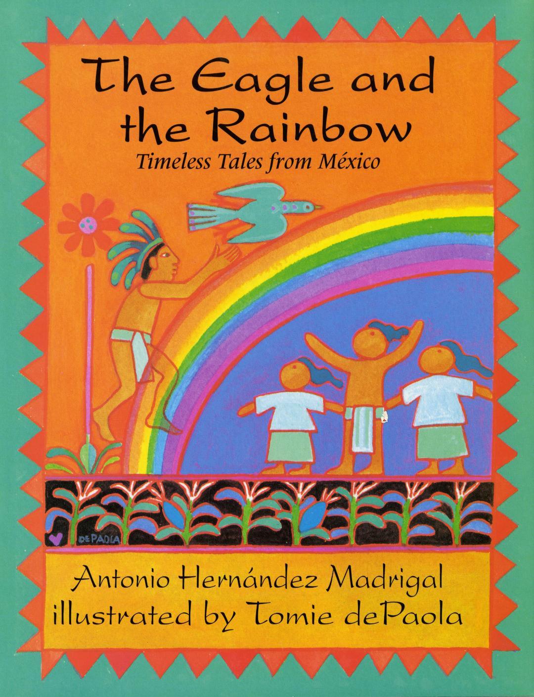 Eagle and the Rainbow, The HC.jpg