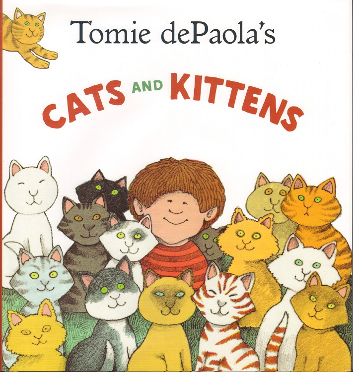 Tomie dePaola's Cats and Kittens.jpg