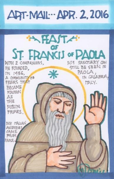 Saint Francis of Paola 2016.jpg
