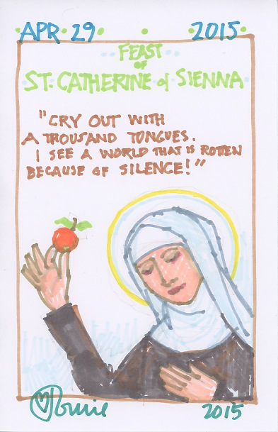 Saint Catherine of Siena 2015.jpg
