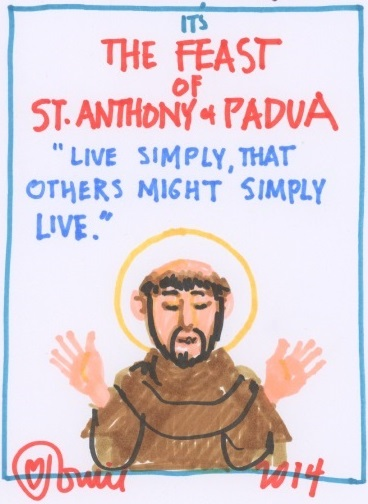 Saint Anthony of Padua 2014b.jpg