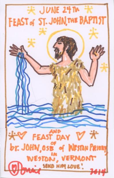 Saint John the Baptist 2014.jpg
