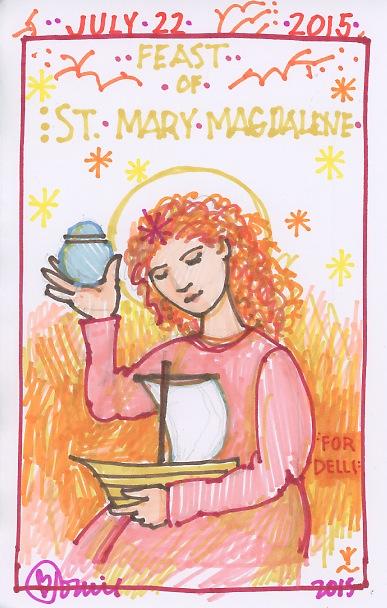 Saint Mary Magdalene 2015.jpg
