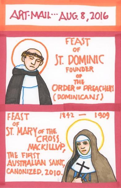 Saint Dominic and Saint Mary 2016.jpg
