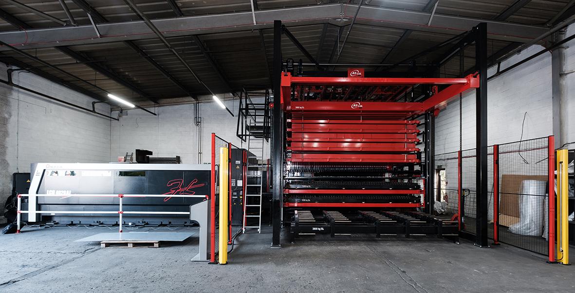 Amada LCG 4020 Fibre laser machine