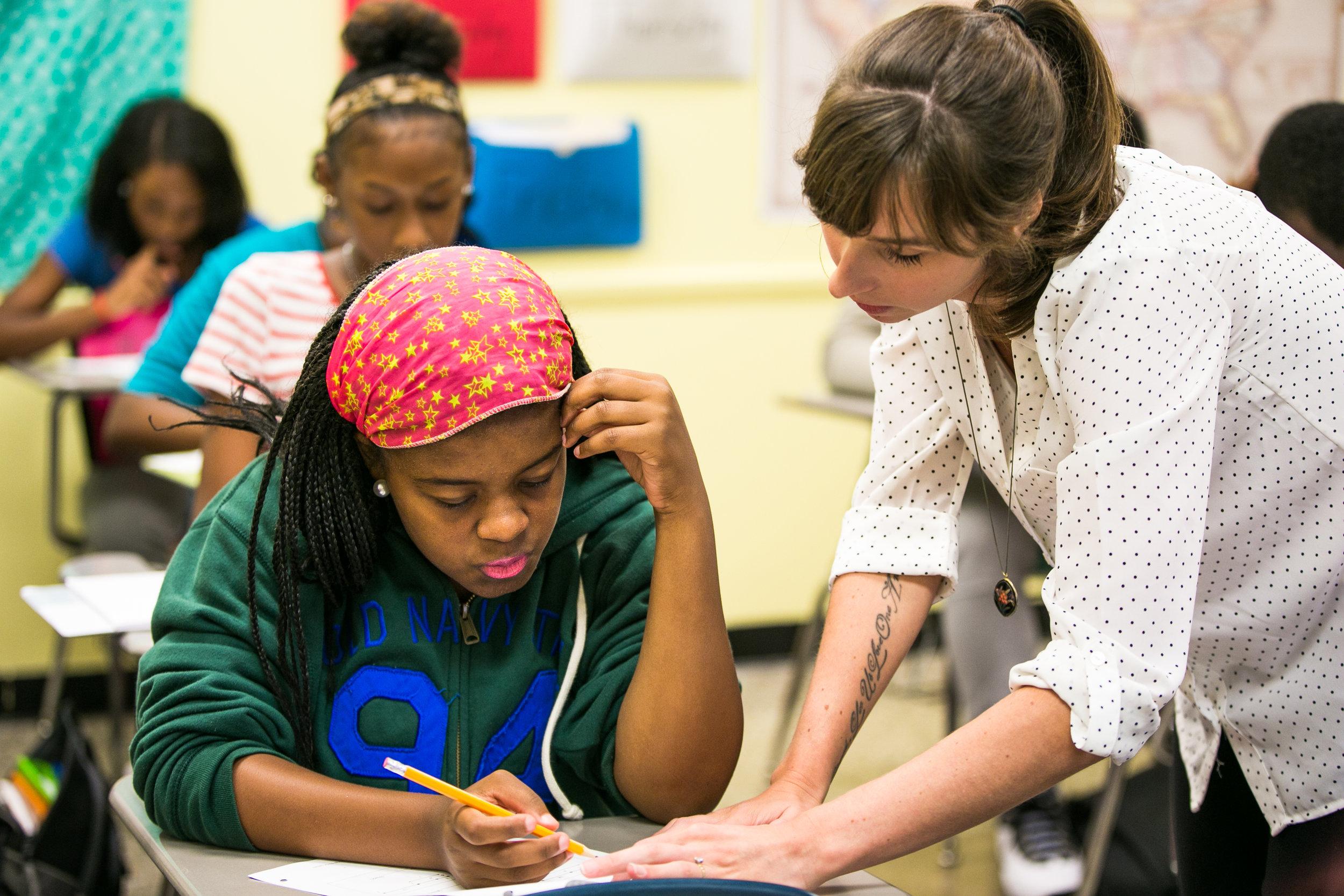 Freire Charter High School -