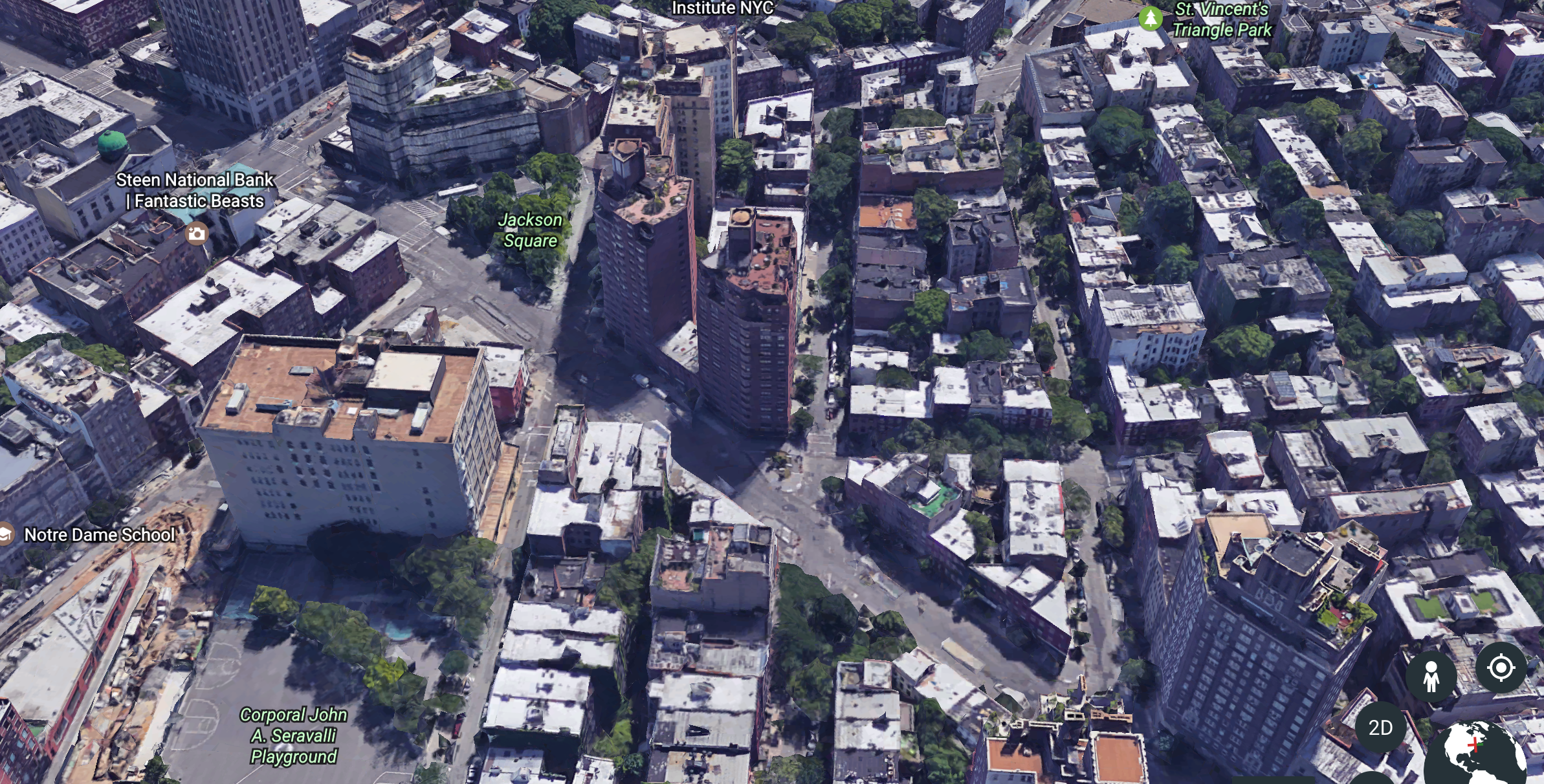 Jane Street,New York City