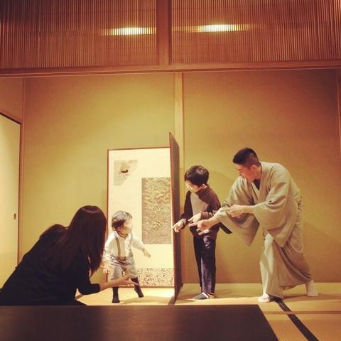 Work with Asakusa Geisha  - Asakusa, Tokyo Japan Traditional Ryotei FUJITA