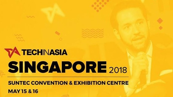 SINGAPORE - By Tech in Asia 2018 with Jetro
