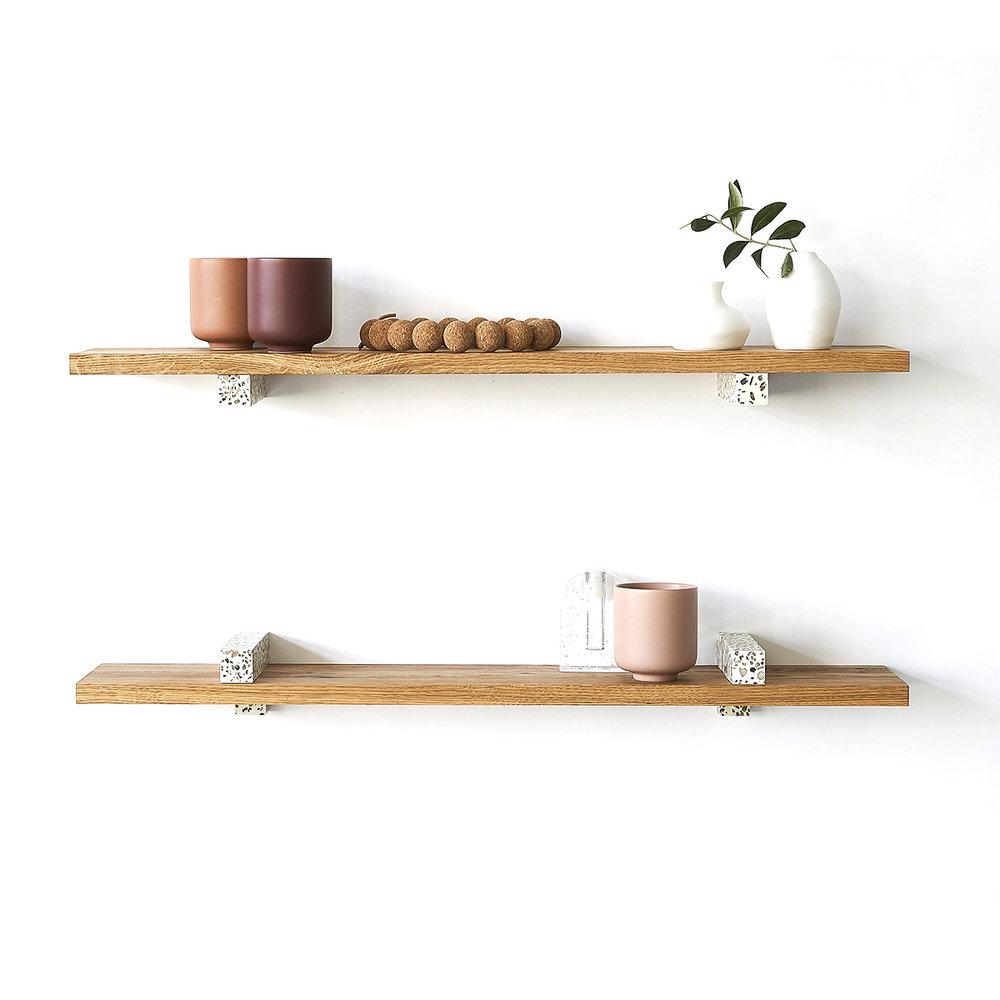 Hangul Shelves -