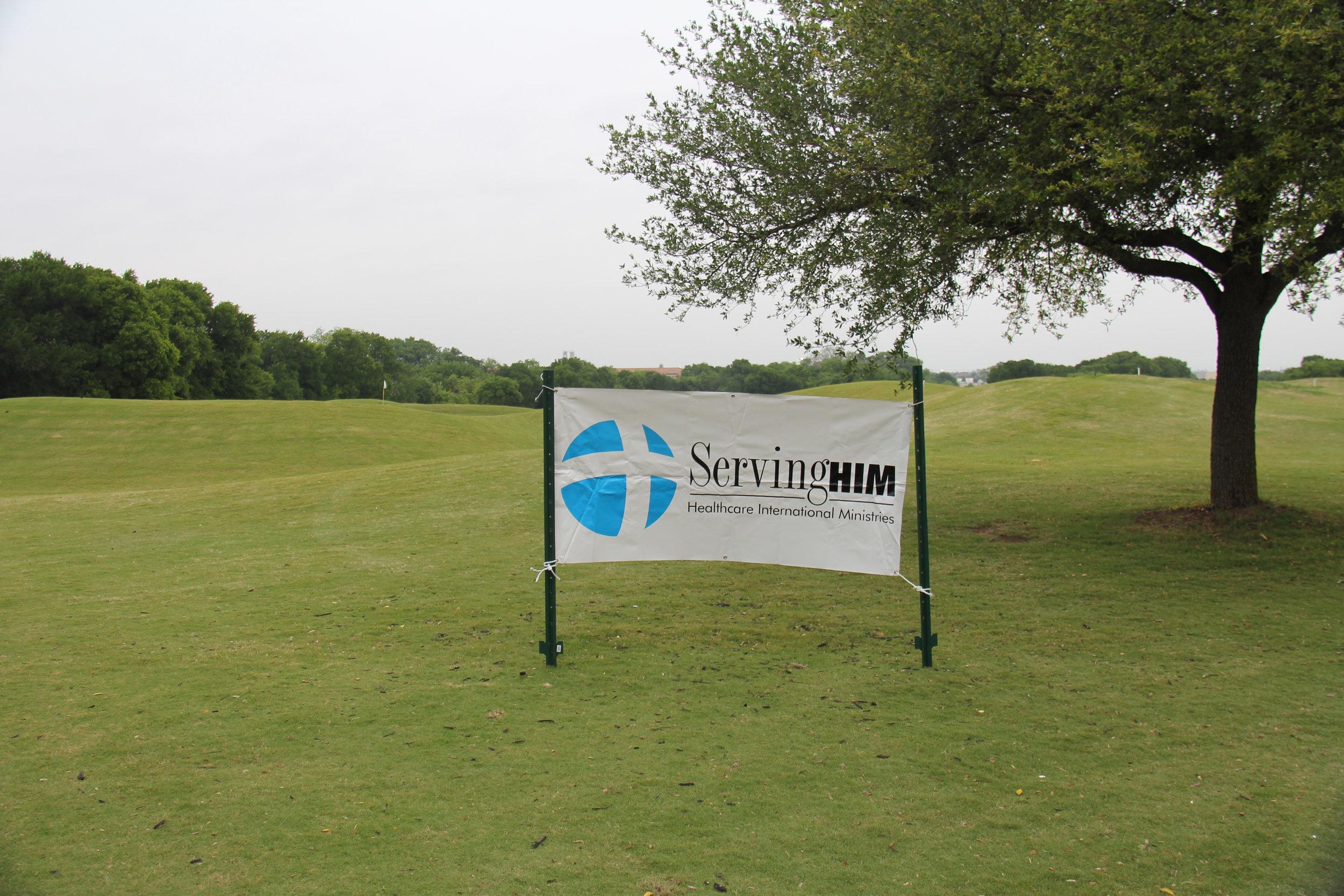April 28, 2017 ServingHIM held it's Annual Golf Tournament Fundraiser. 18 teams participated.