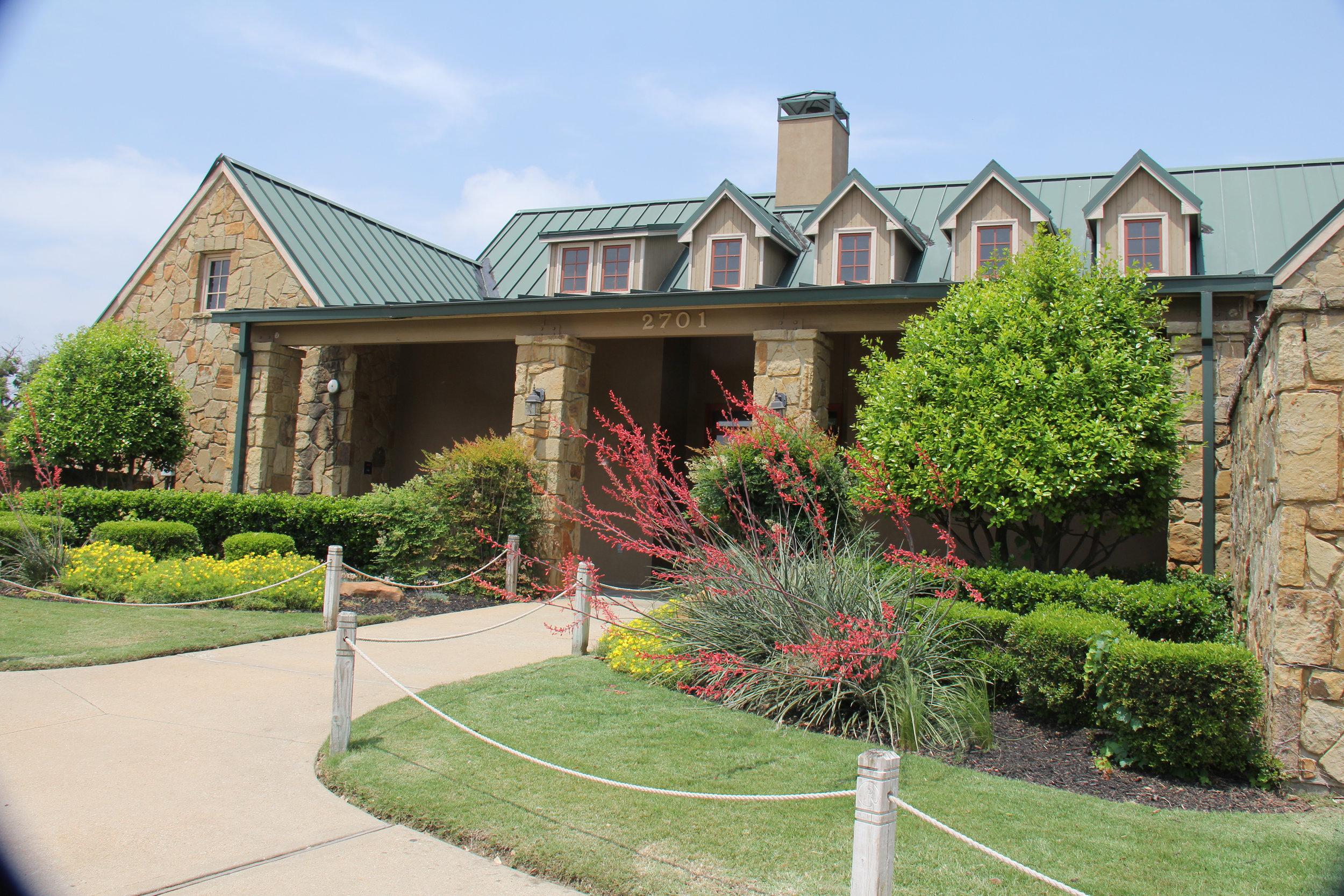 Ridgeview Ranch Golf Course in Plano, Texas.