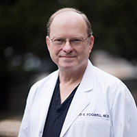 Ted Fogwell, M.D. - ServingHIM Board MemberRomania Mission Trip LeaderDiplomate of the American Board of Obstetrics & Gynecology. Ted is an OBGYN in Dallas.