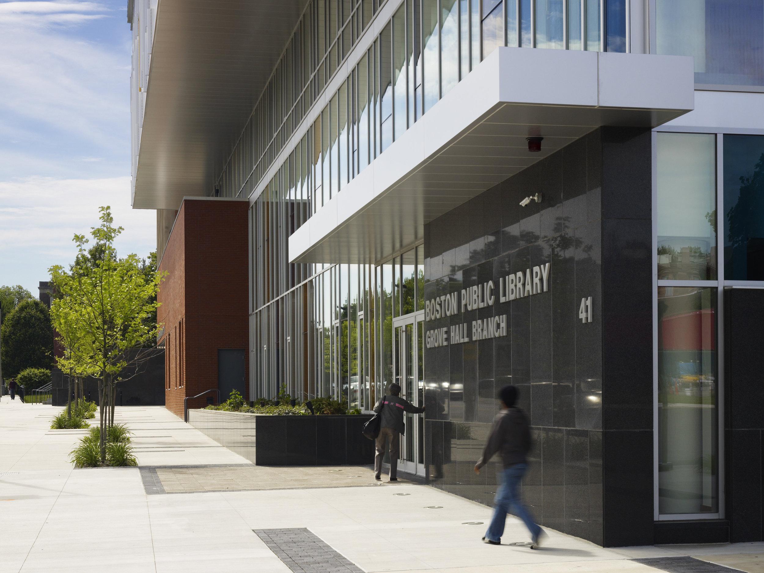 Grove Hall Library