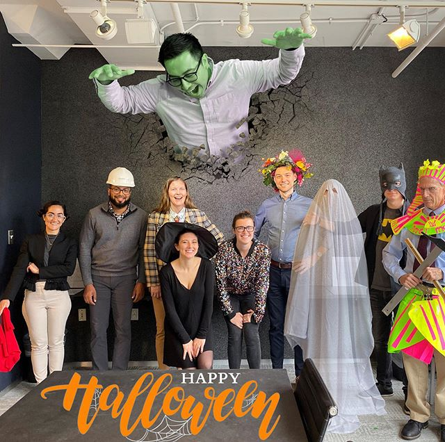 Wishing you a spooky & happy Halloween 2019 from the Schwartz/Silver team! With special guest appearance by Torrey Architecture. #halloween #happy #spooky