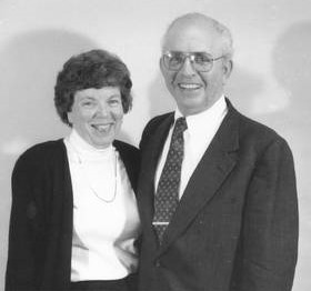 John Staehlin and his wife Mary Lou