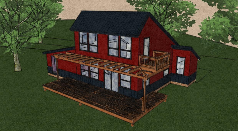 Check out our Net-Zero homes in Freeport, ME! - Bairdlanding.com
