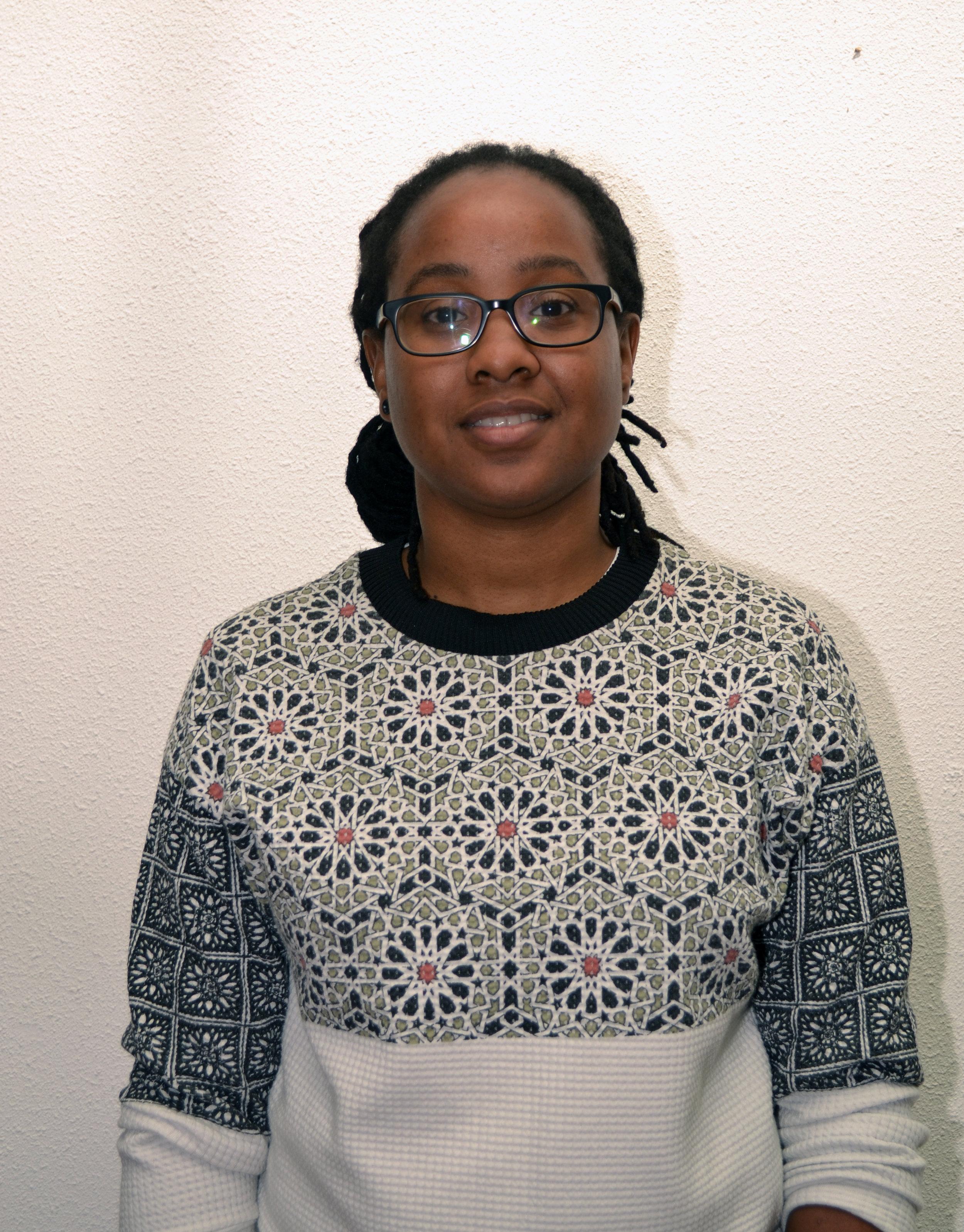 Myrle Scarborough   Communication / Secretary