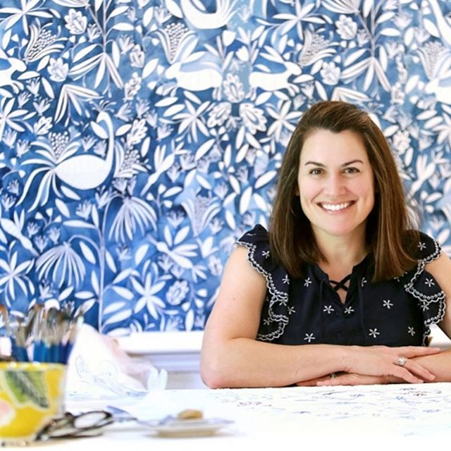 "Thrilled to be featured in @styleblueprintnville ""3 Artists To Know"" alongside @kaycehughes and @angelasimeoneartistnashville 💙💙💙 (*see link below) 🙌📸 Leila Grossman @grannisphoto #juliakiplingdesigns #katherinemillerart • • • https://styleblueprint.com/nashville/everyday/kayce-hughes-angela-simeone-katherine-miller-3-nashville-artists-to-know/"