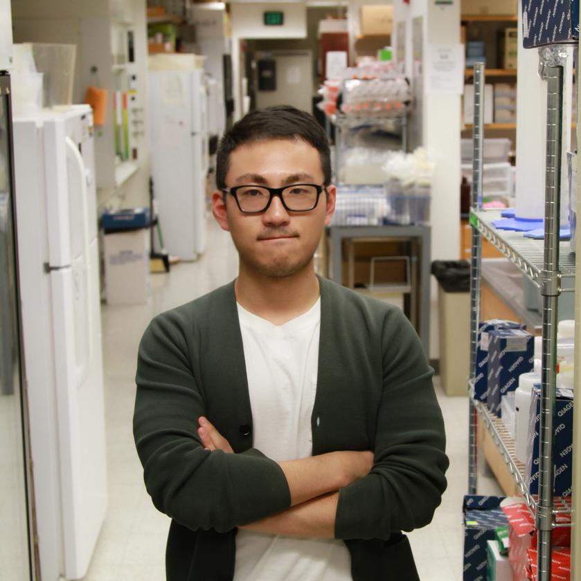 Dr. Xudong Fu - molecular hallmarks in preimplantation embryos; metabolic regulation during cell reprogrammingcontact