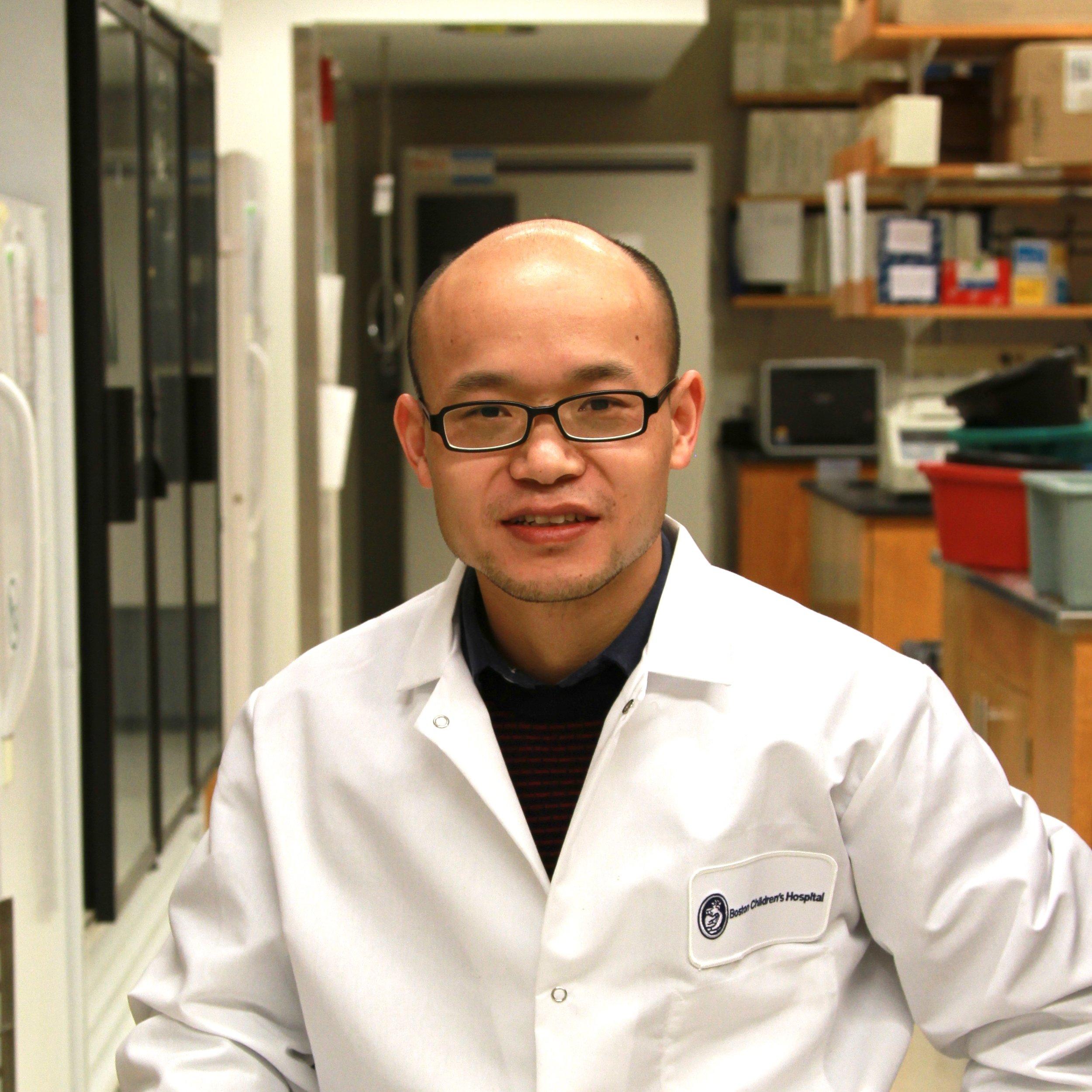 Dr. Yuangao Wang - contact