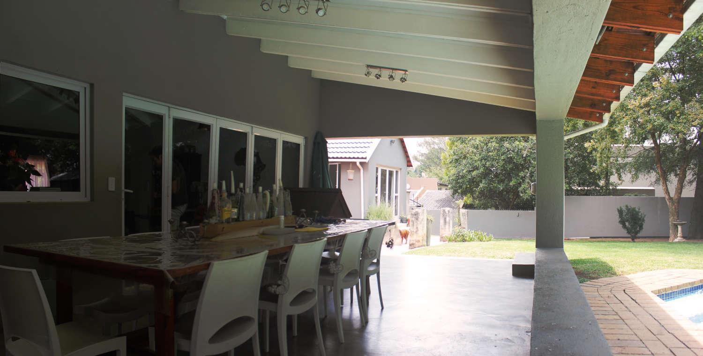House Minnie - Patio Interior