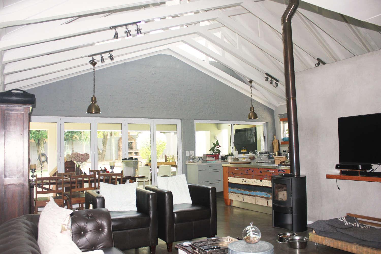 House Minnie - Living Area