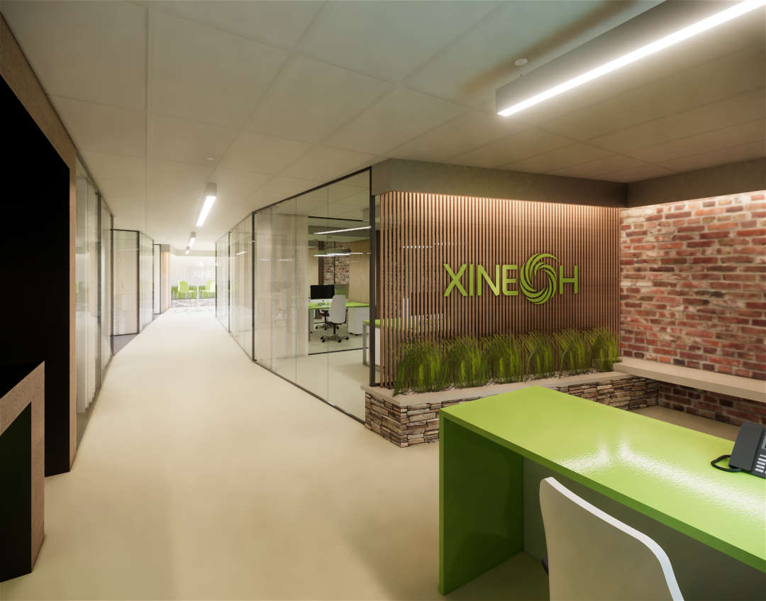 Xineoh Lobby & Passage