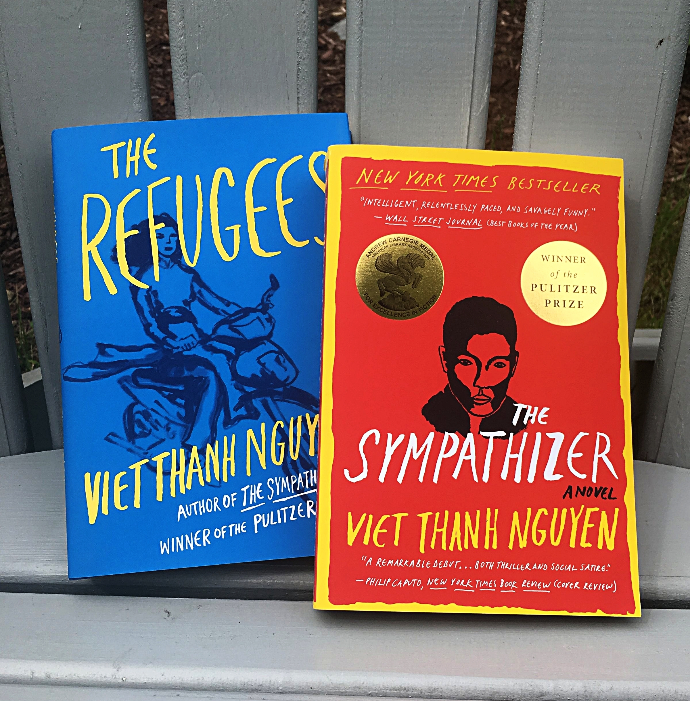 The Refugees  and  The Sympathize r / Grove Press