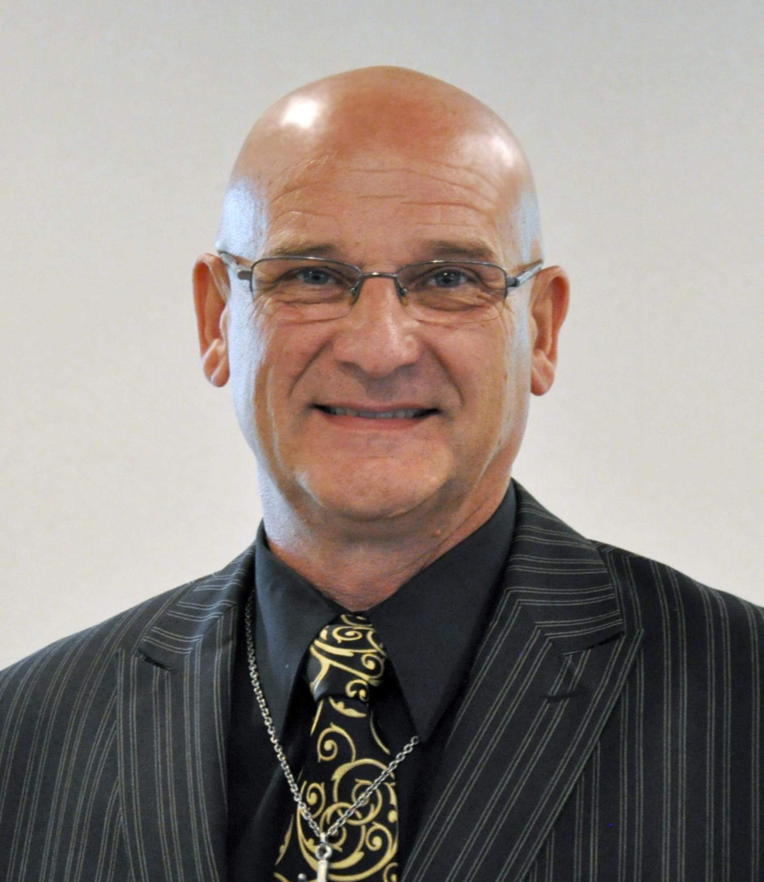 Reverend Mark Marxhausen