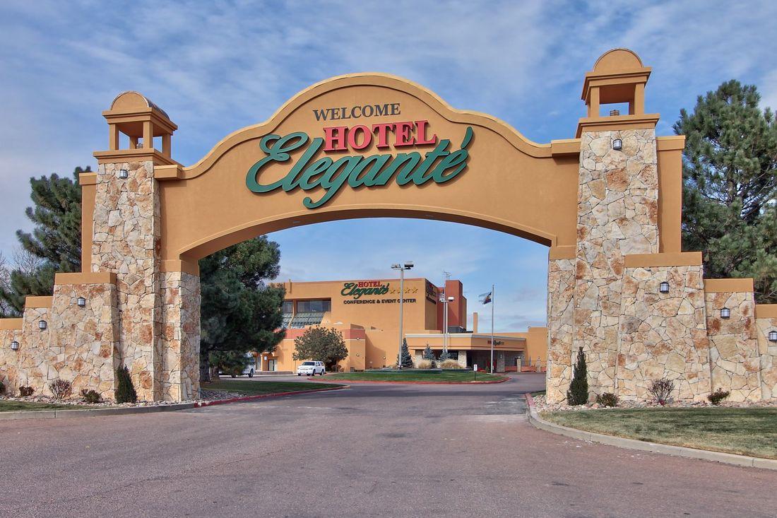 Hotel Eleganté- Colorado Springs, CO