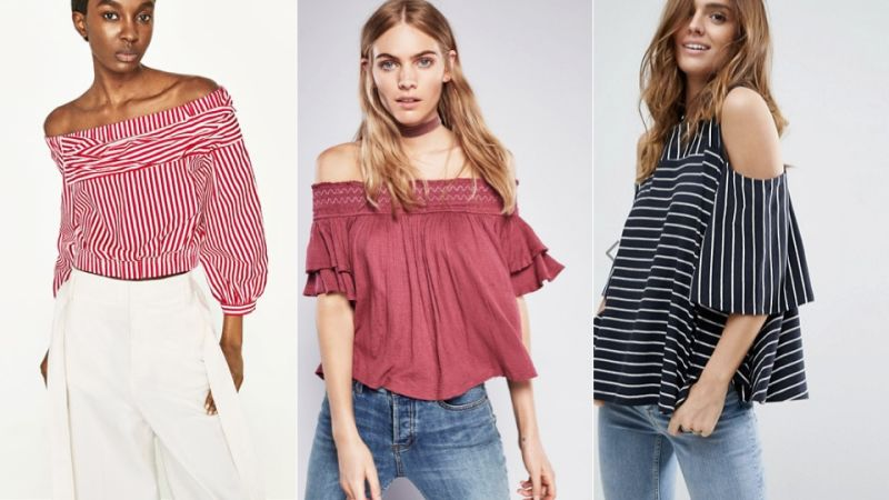 Images via Zara, Free People, ASOS