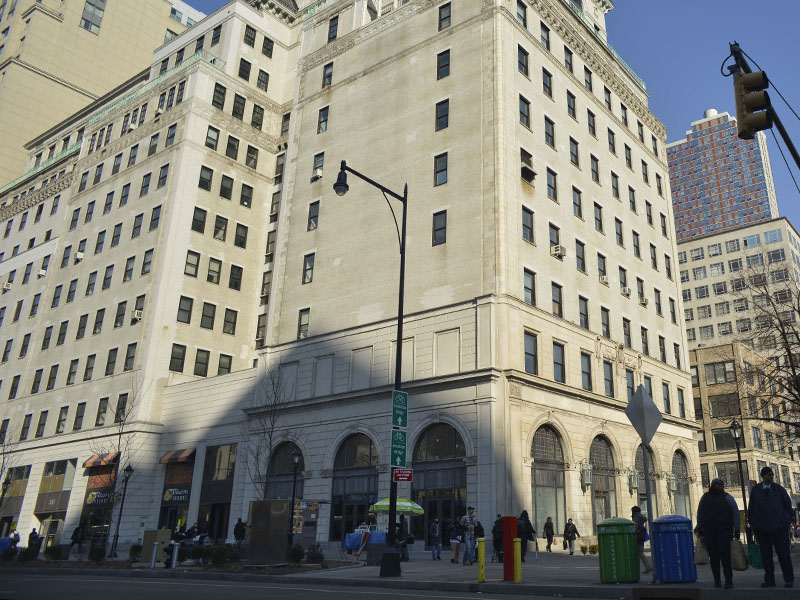 345 Adams Street Relocation Agencies Office Space