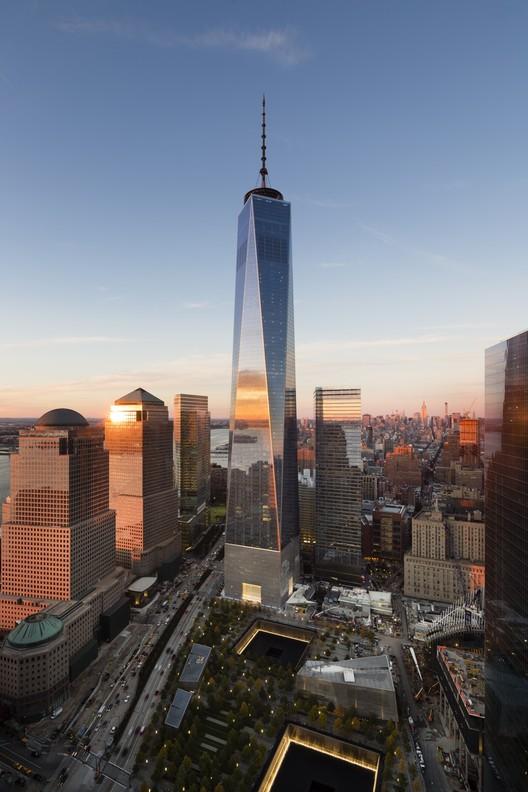 World Trade Center - Public Safety Radio Room