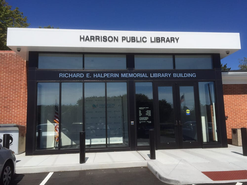 Harrison Public Library Renovation