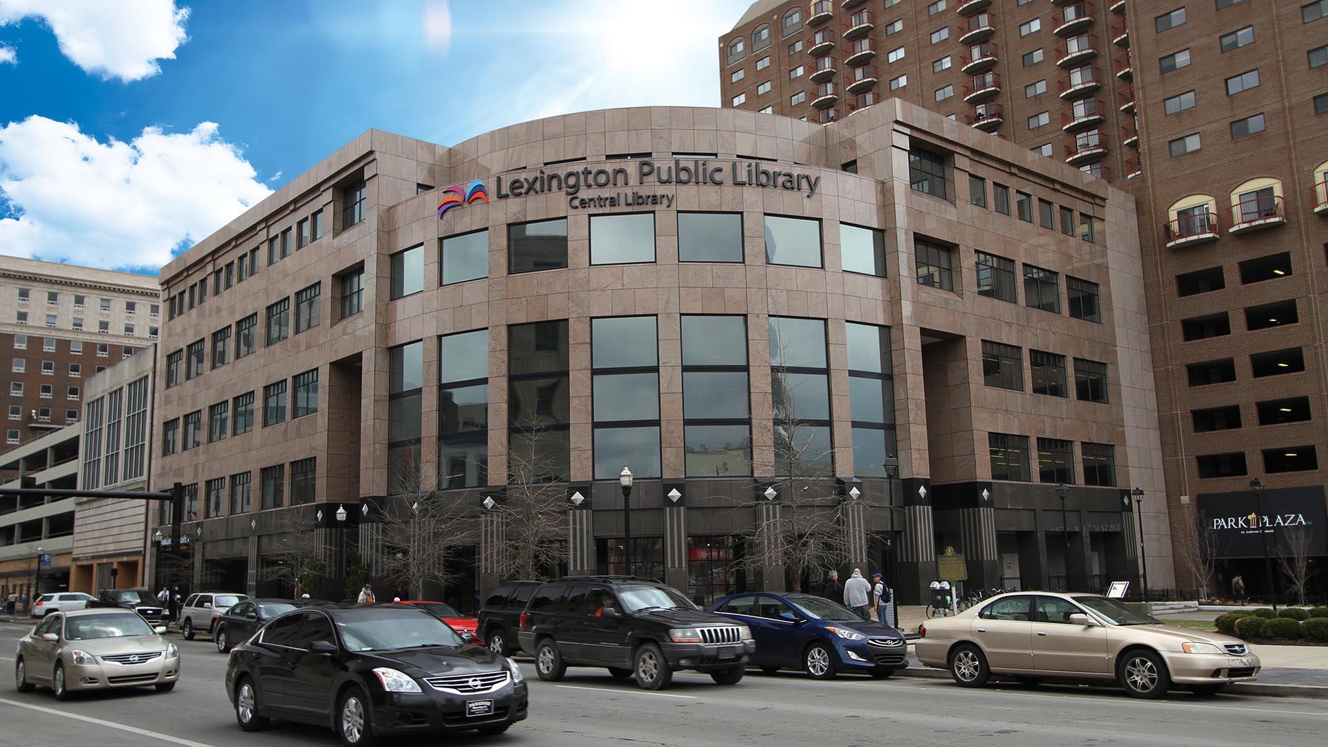 Lexington Central Library Re-Use