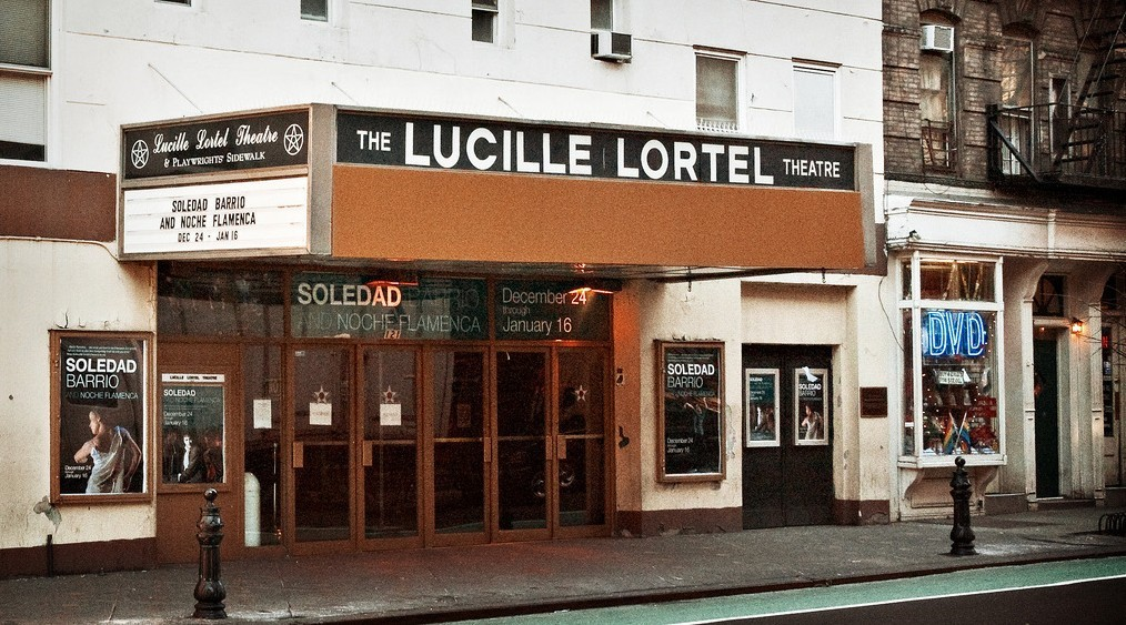 The New Group - Lucille Lortel Theatre Foundation