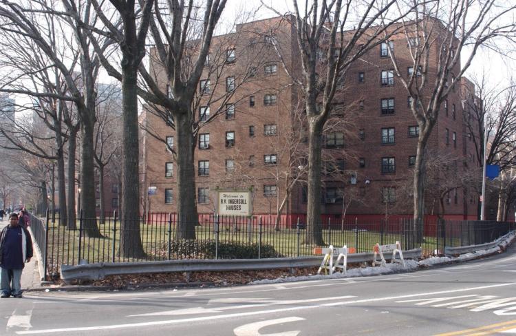 NYCHA - Ingersol Houses