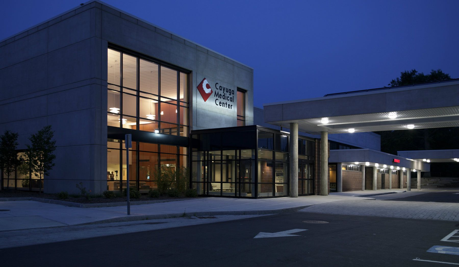 Cayuga Medical Center - Southwest Addition