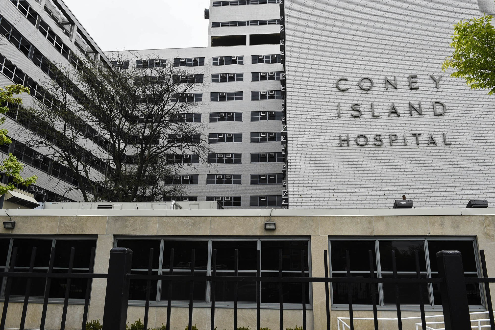 Coney Island Hospital - Mitigation Project